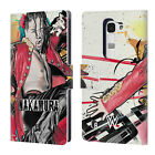 OFFICIAL WWE SHINSUKE NAKAMURA LEATHER BOOK WALLET CASE COVER FOR LG PHONES 2