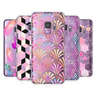 HEAD CASE DESIGNS PASTEL PATTERNS HARD BACK CASE FOR SAMSUNG PHONES 1