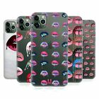 HEAD CASE DESIGNS LIPS DRIP SOFT GEL CASE FOR APPLE iPHONE PHONES