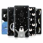HEAD CASE DESIGNS PENGUIN COLLECTION SOFT GEL CASE FOR SONY PHONES 1