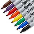 Sharpie Permanent Markers Fine Point Black / Red / Blue / Green / Gold / Silver