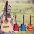 """3/4 Size 38"""" Acoustic Classic Guitar Package  Beginner Student/Adult Wooden"""