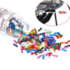 15X MTB Road Cycle Bike Bicycle Brake Gear Inner Cable Wire Tips End Caps Crimps