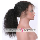 Pre Plucked Curly 360 Lace Wig Brazilian Remy Human Hair Lace Wigs Black Women