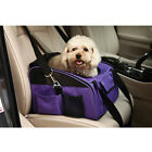 Portable Pet Dog Car Seat Booster Safety Travel Carrier Bag&Shoulder Handbag