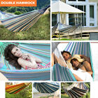 400KG Double Hammock Air Chair Hanging Swinging Bed Outdoor Camping Hiking Home