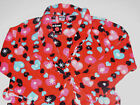 Joe Boxer Heart Robe Women's size Medium or Large, New w/tags