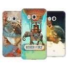 OFFICIAL DUIRWAIGH STEAMPUNK HARD BACK CASE FOR HTC PHONES 1