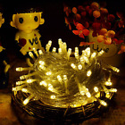 40 LED String Lights Battery Operated Waterproof Party Christmas Wedding Decor