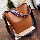 Women Leather Handbag Shoulder Crossbody Ladies Messenger Tote Bag Satchel Purse