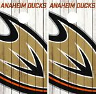 Anaheim Ducks Cornhole Wrap NHL Game Board Skin Set Vinyl Decal Art Decor CO176 $59.95 USD on eBay
