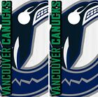 Vancouver Canucks Cornhole Wrap NHL Logo Game Board Skin Set Vinyl Decal CO216 $39.95 USD on eBay