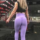 Sexy Womens Sports Gym Yoga Leggings Fitness Workout Jogging Pants Trousers S-XL