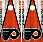 Philadelphia Flyers Cornhole Wrap NHL Vintage Game Skin Set Vinyl Decal CO254 $39.95 USD on eBay
