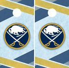 Buffalo Sabres Cornhole Wrap NHL Hockey Game Board Skin Set Vinyl Decal CO279 $39.95 USD on eBay