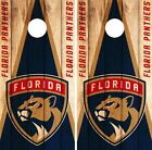 Florida Panthers Cornhole Wrap NHL Game Board Skin Set Vinyl Decal Decor CO297 $39.95 USD on eBay