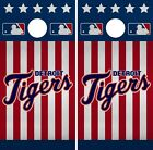 Detroit Tigers Cornhole Wrap MLB America Game Board Skin Set Vinyl Decal CO391 on Ebay