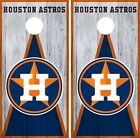 Houston Astros Cornhole Wrap MLB Vintage Game Board Skin Set Vinyl Decal CO398 on Ebay