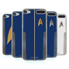 OFFICIAL STAR TREK DISCOVERY UNIFORMS SOFT GEL CASE FOR APPLE iPOD TOUCH MP3