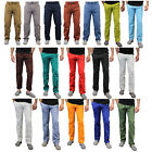 mens Huston Harbour Kushiro City chino jeans trousers classic comfort fit summer