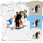 James Bond Licence Renewed T-SHIRT (WHITE,ZINK,) all sizes S to 5XL Daniel Craig $18.0 USD on eBay