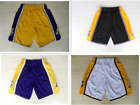 NBA Los Angeles Lakers Vintage Basketball Shorts Pants Men's NWT Stitched on eBay