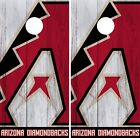 Arizona Diamondbacks Cornhole Wrap MLB Game Board Skin Set Vinyl Decal Art CO462 on Ebay