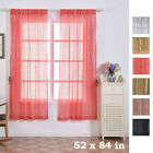 Sequined 52 x 84-Inch Window Drapes Curtains 2 Panels Home Decor Party Wedding