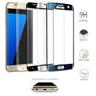 Full Tempered Glass Curved Screen Protector for Samsung S7 S6 Edge Note 8 BS