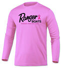 Ranger Boats Breast Cancer Awareness Performance UPF Bass Fishing T-Shirt