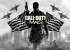 CALL OF DUTY PC PS XBOX GAMING Photo Poster Print Wall Art Size A4 15 TYPES GIFT