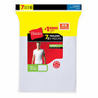 Hanes Men's TAGLESS® V-Neck Undershirt 7-Pack - New