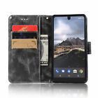 For Essential Phone PH-1 Shockproof Flip PU Leather Cover Card Stand Wallet Case