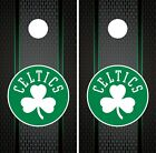 Boston Celtics Cornhole Wrap NBA Game Board Skin Set Vinyl Decal Art CO561 on eBay