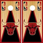 Chicago Bulls Cornhole Wrap NBA Vintage Game Skin Board Set Vinyl Decal CO575 on eBay