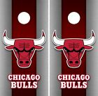 Chicago Bulls Cornhole Wrap NBA Game Skin Board Set Vinyl Decal Decor CO580 on eBay