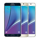 Samsung Galaxy Note 5 32GB Sprint Gold, Black Sapphire and White