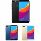 "Huawei Honor 7C 5.99"" Full Screen Android 8.0 Octa Core Dual Sim 4G LTE Face ID"