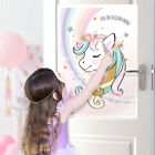 Pin the Horn on the Unicorn Games ~ Pin the Tail Game - Blindfold, Poster Inc