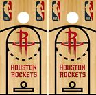 Houston Rockets Cornhole Wrap NBA Court Game Board Skin Set Vinyl Decal CO614 on eBay