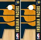 Indiana Pacers Cornhole Wrap NBA Logo Game Board Skin Set Vinyl Decal CO619 on eBay