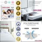 Papahome Classic Hypoallergenic Mattress Protector - Lab Tested Waterproof - Fit