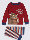 Boys pyjama M & S gruffalo age 1.5 2 3 4 5 6 7 years nightwear RRP £15