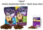 *NEW* SPIKES HEDGEHOG COMPLETE HEDGEHOG FOOD FEED TREAT SNACK DRY OR MOIST