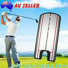 Portable Golf Putting Mirror Eyeline Training Alignment Practice Trainer Aid AU