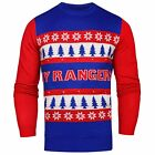 New York Rangers Mens Light Up Ugly Christmas Sweater $40.49 USD on eBay