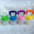 1Pc Baby Pacifier Nipple Feeder Fresh Food Fruits Bottle Feeding Tools Supply