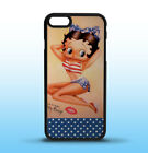 Betty Boop iPhone Case 5C 5S 6/6 Plus 7/7 Plus 8/8 Plus X 1 $15.95 USD on eBay
