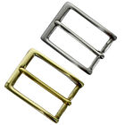 """Dress Belt Buckle Solid Brass Buckle fit's 1-1/8""""(30mm) Wide Silver or Gold"""