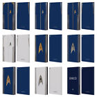 OFFICIAL STAR TREK DISCOVERY UNIFORMS LEATHER BOOK WALLET CASE FOR AMAZON FIRE on eBay